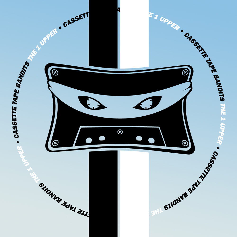 Cover of Cassette Tape Bandits 'The 1 Upper'
