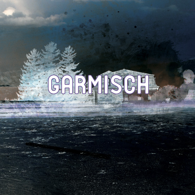 Couverture de l'album de Garnisch