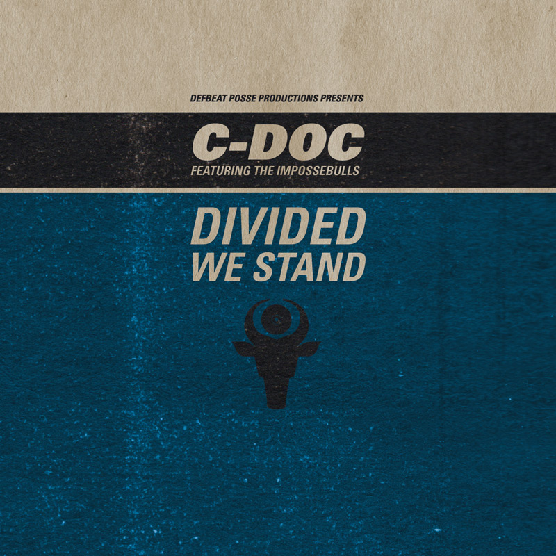 Cover of C-Doc's 'Divided We Stand'