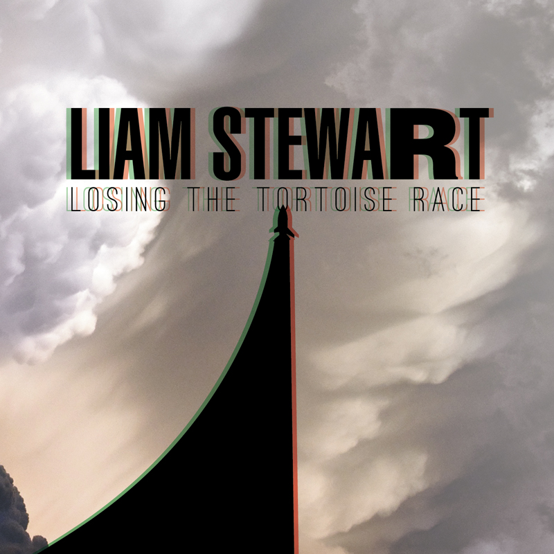Cover of Liam Stewart's 'Losing The Tortoise Face'