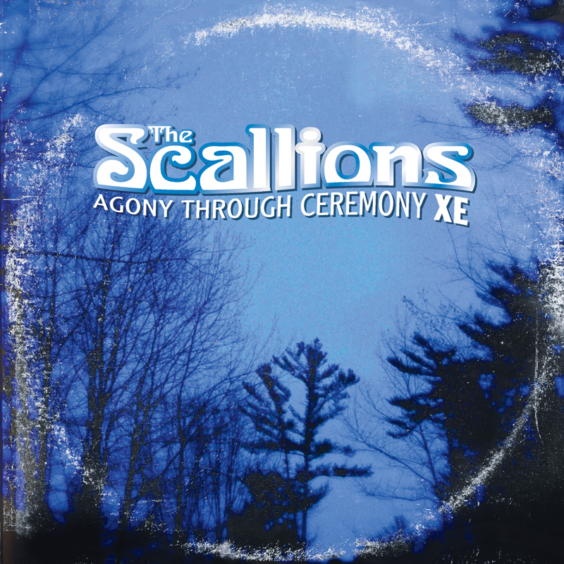 Cover of The Scallion's 'Agony Through Ceremony XE'