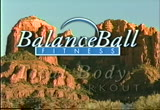 Still frame from: Balance Ball Fitness: Beginner's Workout