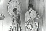 Still frame from: Another episode of the 50's Game Show 'Beat The Clock'
