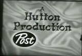 Still frame from: ''The Betty Hutton Show'' - Goldie Goes Broke