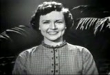 Betty White Show: December 1954