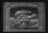 Still frame from: Betty Boop's Crazy Inventions