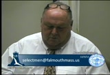 Still frame from: Board of Selectmen December 3, 2012