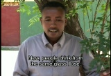 Still frame from: BREAKING the SILENCE: Lifting the Stigma of AIDS in Ethiopia (Amharic version)