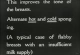 Still frame from: Breast feeding  : difficult cases