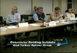 Still frame from: Consensus Building Institute - Wind Turbine Working Group January 9, 2013