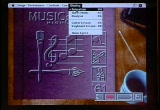 Still frame from: Interactive Music