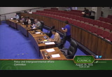 Policy and Intergovernmental Affairs 08-29-2016