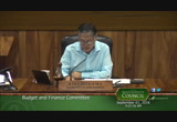 Budget and Finance 09-01-2016