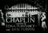 """Charlie Chaplin's """"A Burlesque On Carmen"""""""