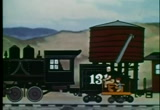 Still frame from: CLUTCH CARGO The Missing Train