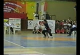 Still frame from: Campeonato  Interestadual de Kung Fu Wushu  OURINHOS