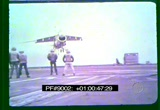 Still frame from: Carrier Landing Mishaps