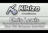 Still frame from: Chris Lewis - Xbox 360 European Interview (October 2006)