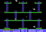 Still frame from: Coleco Jumpman Junior (USA) in 04:48.58 by adelikat