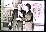 Still frame from: Colgate Comedy Hour: Jimmy Durante and Frank Sinatra