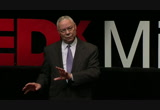 Still frame from: Colin Powell: Kids need structure