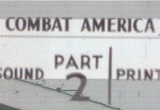 Still frame from: Combat America (Part III)