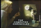 Still frame from: Computers and the Arts