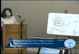 Still frame from: Conservation Commission March 13, 2013