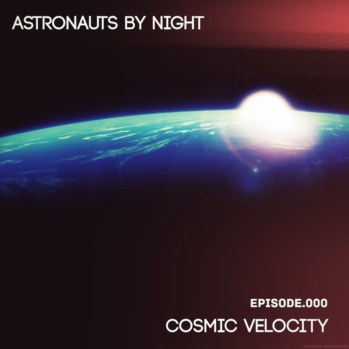 Astronauts By Night Present:  Cosmic Velocity