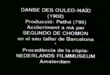 Still frame from: Danse des Ouled-Naid
