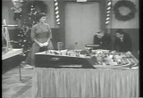 Still frame from: Date with the Angels - 1950s Family Sitcom - Christmas Episode