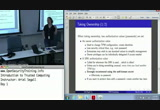 Still frame from: Day 1 Part 13: Introduction to Trusted Computing