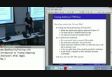 Still frame from: Day 1 Part 14: Introduction to Trusted Computing