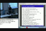 Still frame from: Day 2 Part 7: Introduction to Trusted Computing
