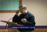 Still frame from: Dennis, Massachusetts Board of Selectmen 3-31-09