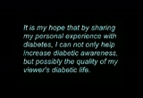 Still frame from: DiabeticRadio - Episode 15 - A Change In Priorities