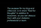 Still frame from: DiabeticRadio - Episode 22 - Android Software & Diabetes
