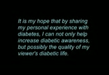 Still frame from: DiabeticRadio - Episode 44 – How To Help Your Doctor, Help You!