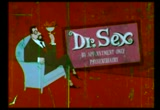 Still frame from: Dr. Sex.