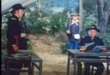 Still frame from: 'Dusty's Trail' - Cavalry's Coming