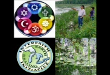 Still frame from: Earth Healing Initiative: Faith groups, Native Americans help Great Lakes 2008 Earth Day Challenge