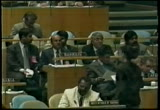 Still frame from: Earth Summit - United Nations, New York -Dr_Fathy_Sorour