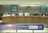 Still frame from: Finance Committee 4-18-12