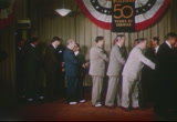 Still frame from: First Fifty Years, The