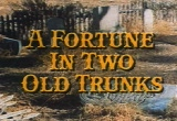 Still frame from: Fortune in Two Old Trunks, A (Part I)