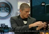 Still frame from: G4 CES '09 Live: Day 1