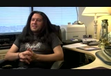 Still frame from: GET LAMP: John Romero Interview