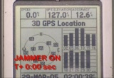 Still frame from: Commercial GPS receivers: Facts for the Warfighter