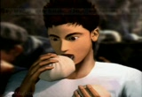 Still frame from: GS-9065 - Virtua Fighter CG Portrait Series Vol.3 Akira Yuki JPN (Sega Saturn Video)