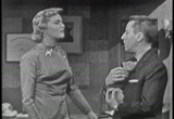 Still frame from: ''The George Gobel Show'' - 22 January 1955